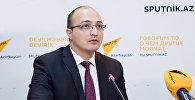 AR Prezidenti yanında Dövlət İdarəçilik Akademiyasının müəllimi Zaur Məmmədov