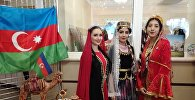 Гости международного проекта были в восторге от представленных яств азербайджанской участницы