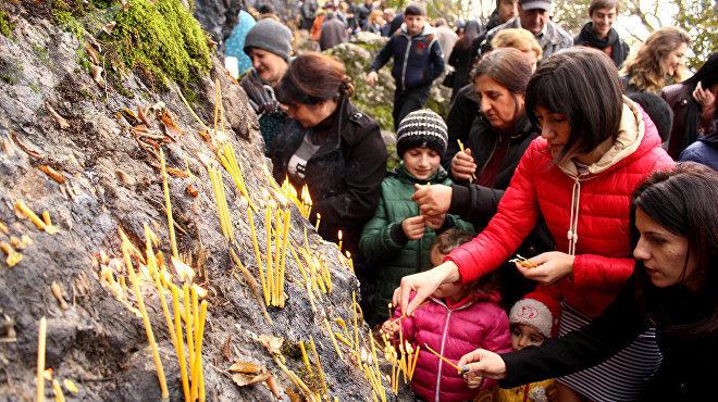 Праздник Кюрмюкоба отмечают два раза в год – в мае и ноябре