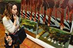 """Выставка картин Нияза Наджафова """"Без названия"""" в Музейном центре"""