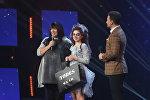 Хореограф Алла Духова поддержала участницу проекта НТВ Ты супер! Танцы