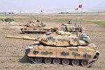 Türk tankları, arxiv şəkli