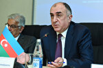 Глава МИД Азербайджана Эльмар Мамедъяров, фото из архива