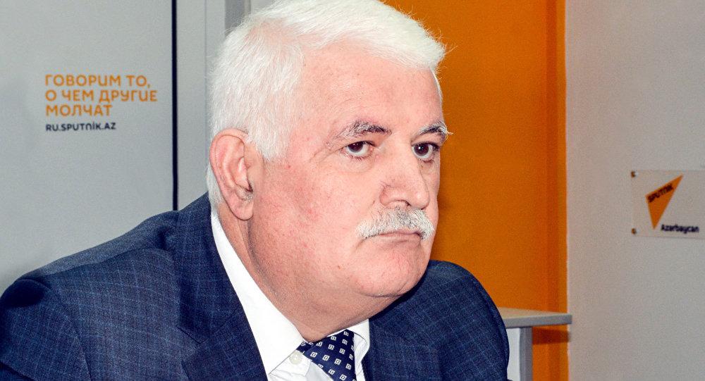Beynəlxalq Avrasiya Mətbuat Fondunun sədri Umud Mirzəyev
