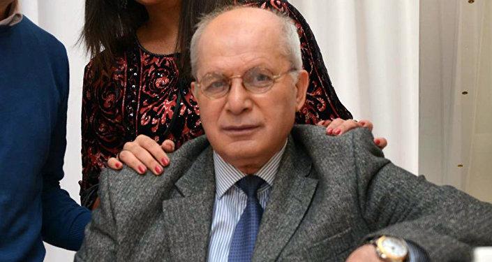 Xalq artisti Ramiz Məlik, arxiv şəkli
