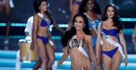 Участницы конкурса красоты Мисс Вселенная-2017 в Лас-Вегасе