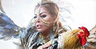 Народная артистка Азербайджана Айгюн Кязимова