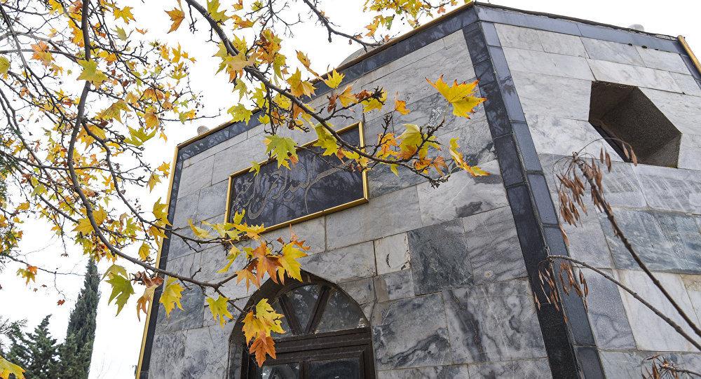 Склеп семьи Гаджи Мамедова