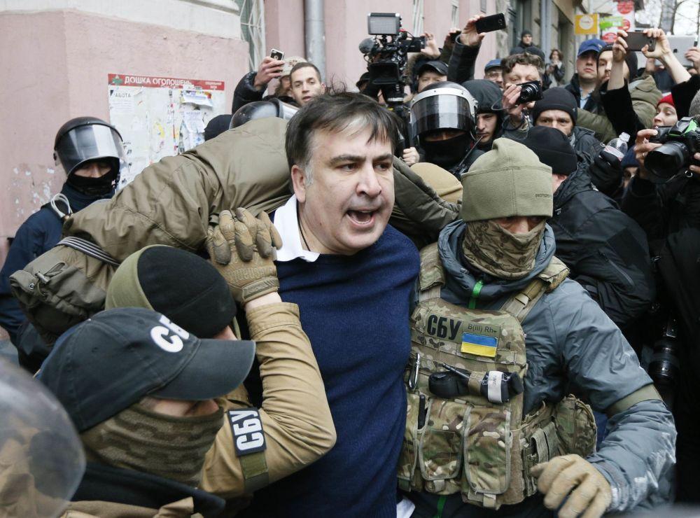 Юрий Луценко предъявил Михаилу Саакашвили ультиматум