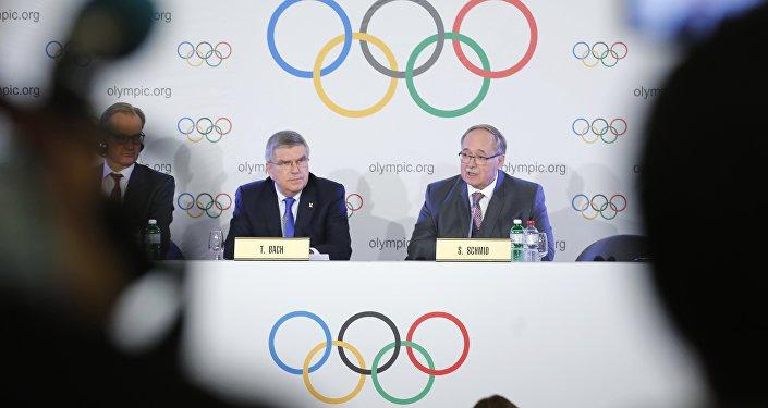 МОК объявляет решение по участию сборной РФ в Олимпиаде-2018