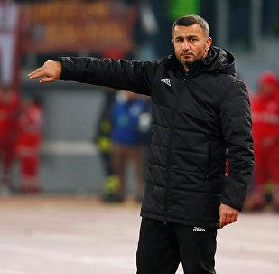 Главный тренер Карабаха Гурбан Гурбанов