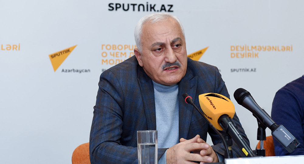 Руководитель Центра каспийских исследований, профессор Чингиз Исмаилов