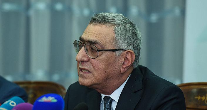 Вице-президент Национального олимпийского комитета АР Чингиз Гусейнзаде
