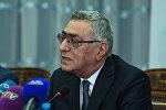 Milli Olimpiya komitəsinin vitse-prezidenti Çingiz Hüseynzadə