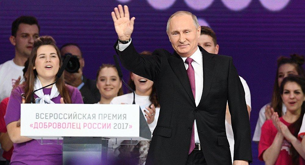 Путин сделал «неожиданное» объявление поучастию ввыборах Российского Президента