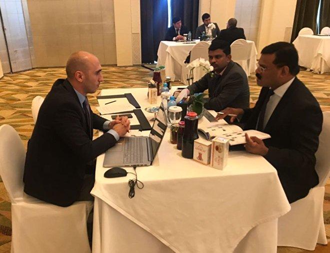 Визит экспортной миссии Азербайджана в Дубай