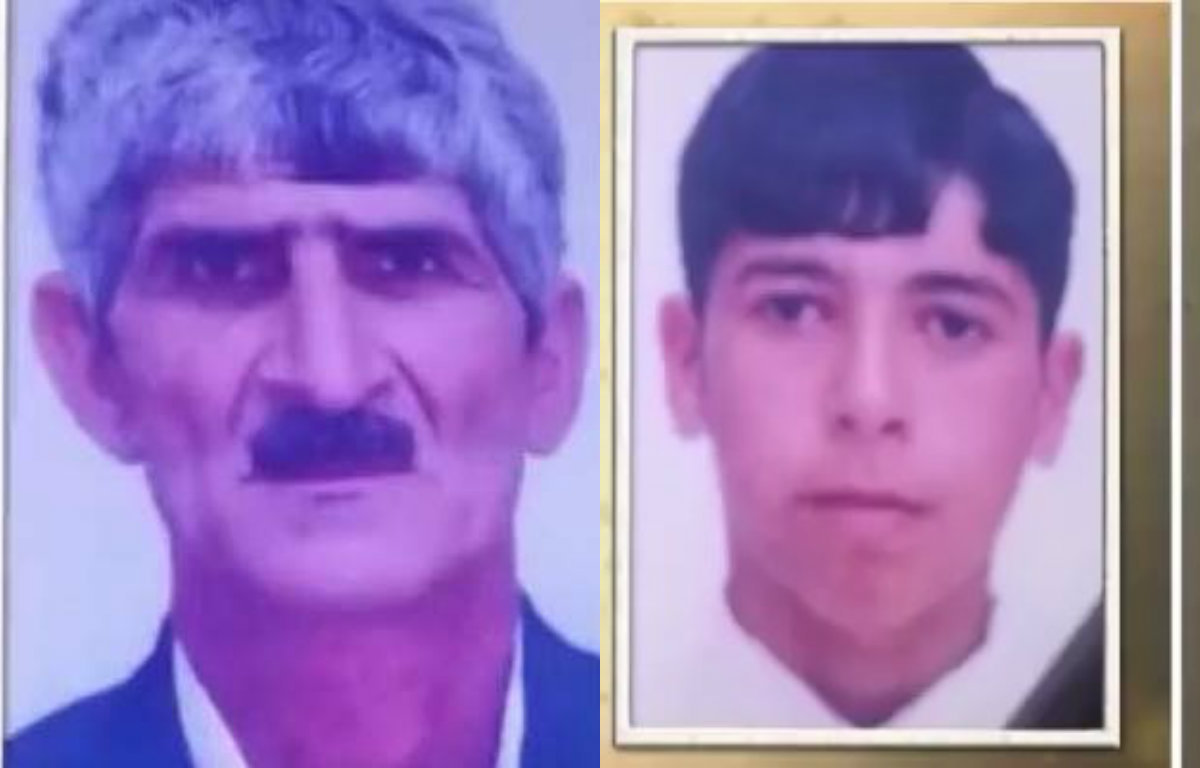 Фархад Алиев и Фаган Алиев