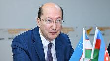 Посол Узбекистана в Азербайджане Шерзод Файзиев