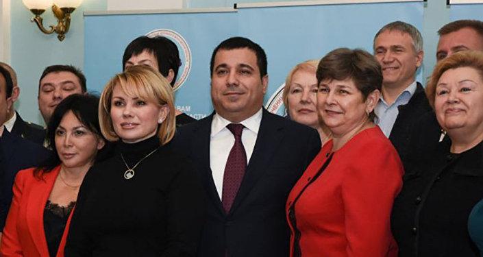 Араз Мурсалиев получил награду Благодарность за заслуги в правозащитной деятельности