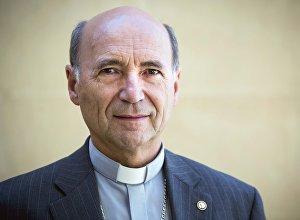 Епископ Азербайджанской католической церкви Владимир Фекете