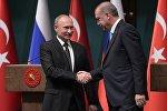 Putin və Ərdoğan