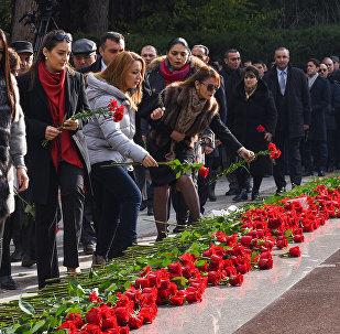 Ümummilli lider Heydər Əliyevin vəfatından 14 il ötür