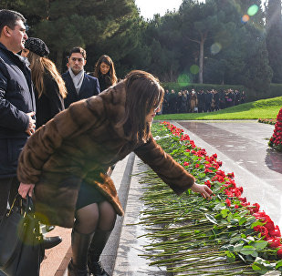 Четырнадцать лет со дня смерти Общенационального лидера Гейдара Алиева