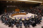 Заседание Совета Безопасности ООН, посвященное ситуации на Ближнем Востоке, Нью-Йорк, 8 декабря 2017 года