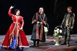 Показ оперы Трубадур, фото из архива