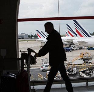 Аэропорт Париж – Шарль-де-Голль, фото из архива