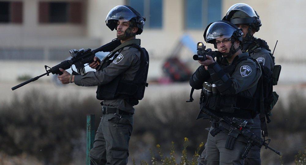 Израильские военные подорвались награнице ссектором Газа