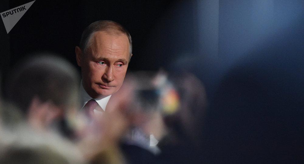 Путин возложил наКиев вину занизкую эффективность «минского формата»