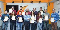 Сертификаты от Sputnik вручены азербайджанским журналистам