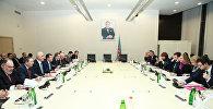Заседание Межправительственной комиссии между Азербайджаном и Великобританией