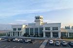 Международный аэропорт Загаталы после реконструкции