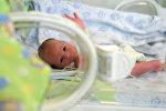 Ребенок в педиатрическом отделении патологии новорожденных и недоношенных детей, фото из архива
