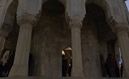 Головокружение во Дворце Ширваншахов в Баку