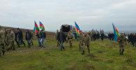 Похоронен ставший шехидом военнослужащий азербайджанской армии