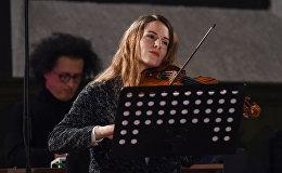Концерт группы Divan der Kontinente на Silk Road Festival в Баку