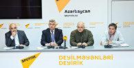 Заседание клуба Южный Кавказ об итогах 2017 года для Южного Кавказа и Ближнего Востока