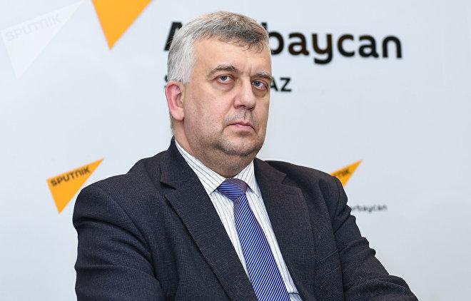 Олег Кузнецов - известный российский историк-кавказовед и политический аналитик, кандидат исторических наук