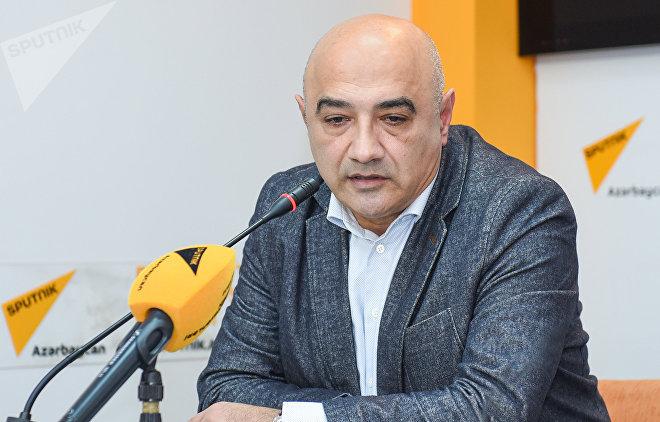 Азербайджанский политолог Тофиг Аббасов