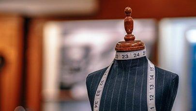 Портновский манекен, фото из архива