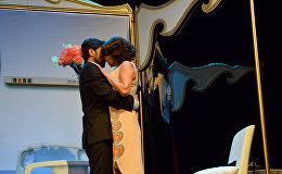 Премьера спектакля Меме в Азербайджанском государственном русском драматическом театре