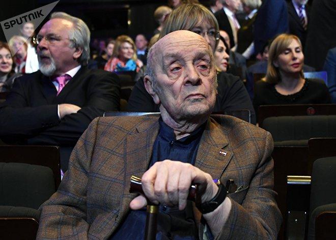 Празднование 90-летия театра Ленком