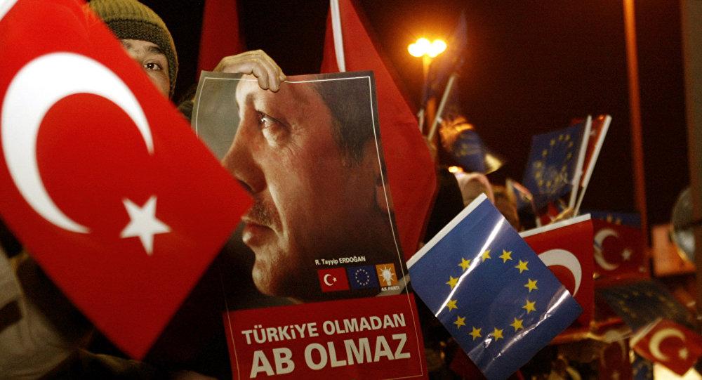 МИД Турции раскритиковал программу нового правительства Австрии