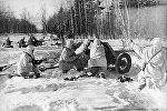Moskva uğrunda döyüş, 1941-ci il