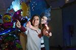 Празднование Нового года в Баку