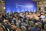 Qazaxıstanın Astana şәhәrindә Suriya üzrə danışıqların 8-ci mərhələsi