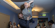 Солистка театра Эйфмана провела мастер-класс для участников Ты супер! Танцы